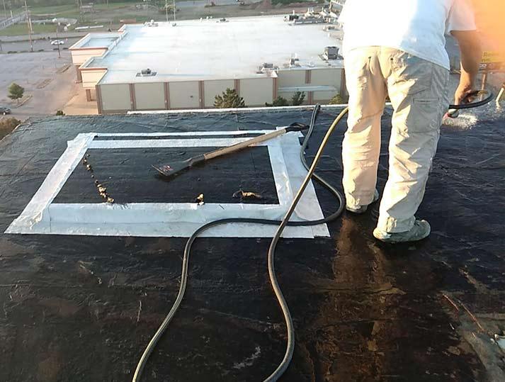 Raintite commercial roofing contractors