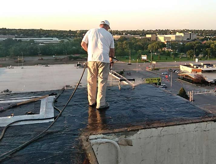 Commercial roofing experts